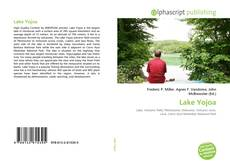 Portada del libro de Lake Yojoa