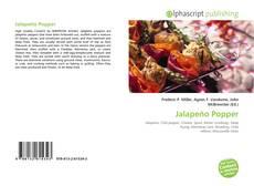 Copertina di Jalapeño Popper