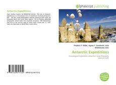 Bookcover of Antarctic Expeditions