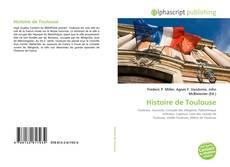 Bookcover of Histoire de Toulouse