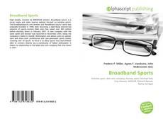 Обложка Broadband Sports