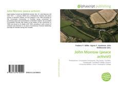 Capa do livro de John Morrow (peace activist)