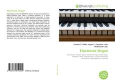 Обложка Electronic Organ