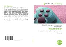 Bookcover of Kirk Thornton