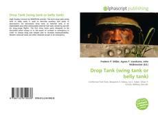 Portada del libro de Drop Tank (wing tank or belly tank)