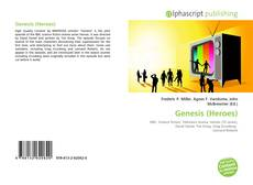 Capa do livro de Genesis (Heroes)