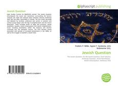 Buchcover von Jewish Question