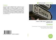 Обложка Cinéma