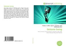 DeVante Swing kitap kapağı