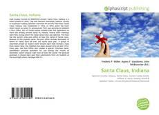 Buchcover von Santa Claus, Indiana