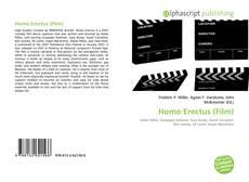 Bookcover of Homo Erectus (Film)