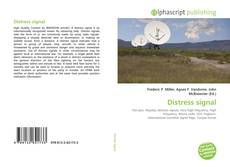 Bookcover of Distress signal