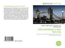 Bookcover of Tallest Buildings in New York City