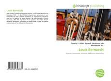 Buchcover von Louis Bernacchi