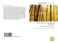 Bookcover of Punishment Park