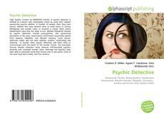 Psychic Detective kitap kapağı