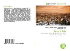 Bookcover of Turgut Reis