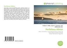 Capa do livro de Perfidious Albion