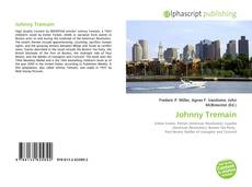 Bookcover of Johnny Tremain