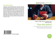 Bookcover of Slow play (poker)