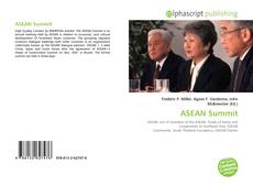 Bookcover of ASEAN Summit