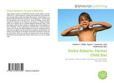 Обложка Dickie Roberts: Former Child Star