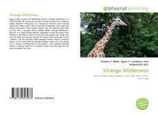 Обложка Strange Wilderness