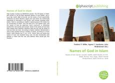 Bookcover of Names of God in Islam