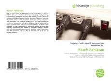 Обложка Kaveh Pahlavan