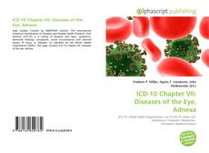Copertina di ICD-10 Chapter VII: Diseases of the Eye, Adnexa
