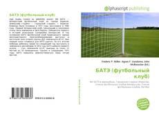 БАТЭ (футбольный клуб)的封面