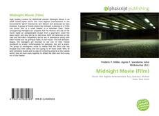 Bookcover of Midnight Movie (Film)