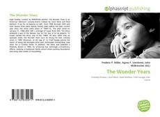 Copertina di The Wonder Years