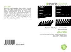 Bookcover of Lena Olin