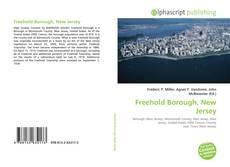Freehold Borough, New Jersey kitap kapağı