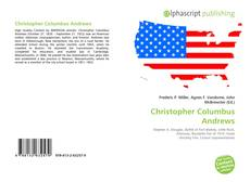 Bookcover of Christopher Columbus Andrews