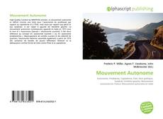 Bookcover of Mouvement Autonome