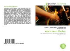 Couverture de Atom Heart Mother