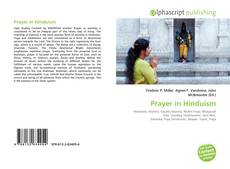 Bookcover of Prayer in Hinduism