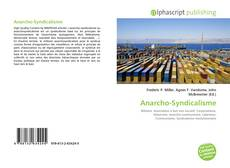 Bookcover of Anarcho-Syndicalisme