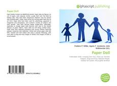 Couverture de Paper Doll