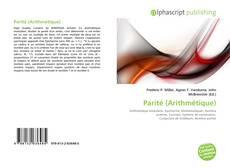 Borítókép a  Parité (Arithmétique) - hoz