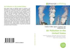 Buchcover von Air Pollution in the United States