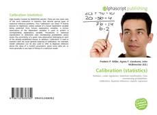 Portada del libro de Calibration (statistics)