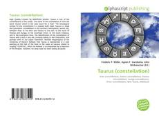 Bookcover of Taurus (constellation)