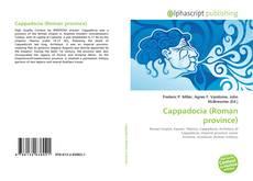Обложка Cappadocia (Roman province)