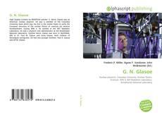 G. N. Glasoe kitap kapağı