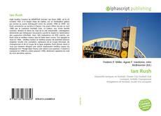 Ian Rush kitap kapağı