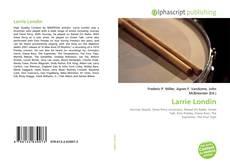 Copertina di Larrie Londin