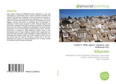 Portada del libro de Albacete